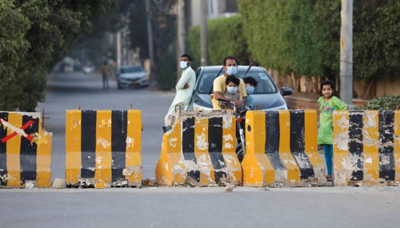 Smart lockdown, Lahore, Rawalpindi, Gujarat, tonight, notification