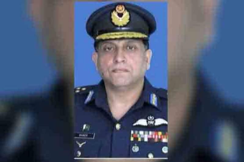 ایئر مارشل ظہیر احمد بابر پاک فضائیہ کے نئے سربراہ مقرر