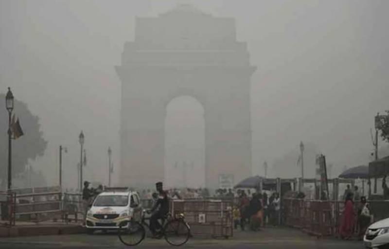 دہلی دنیا کا مسلسل تیسری بار آلودہ ترین دارالحکومت قرار
