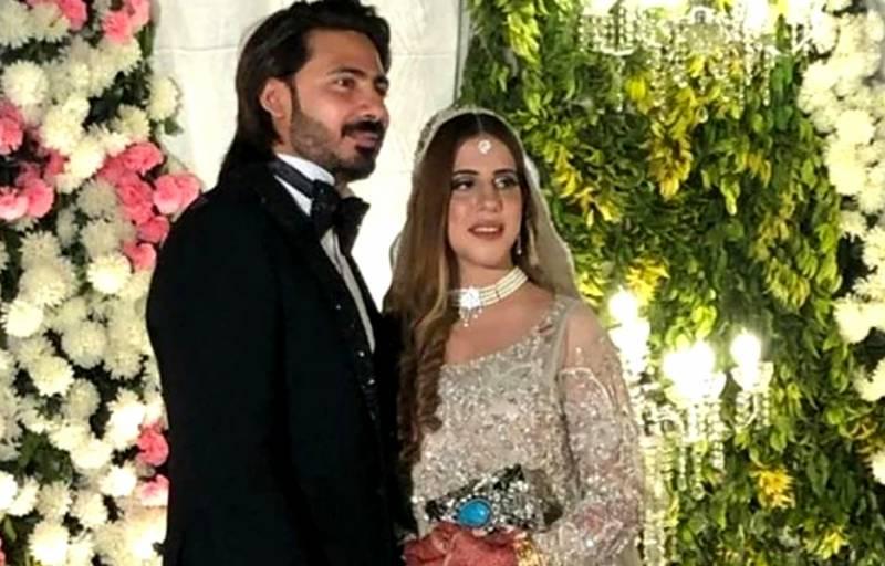 اداکارہ نور بخاری کے سابق شوہر اور گلوکار ولی حامد خان نے دوسری شادی کر لی