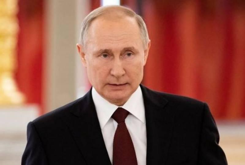 روسی صدر نے امریکی صدر کو آن لائن مناظرے کا چیلنج کردیا