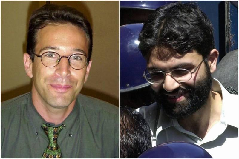 ڈینئل پرل قتل کیس کے ملزم عمر شیخ کراچی سے لاہور منتقل