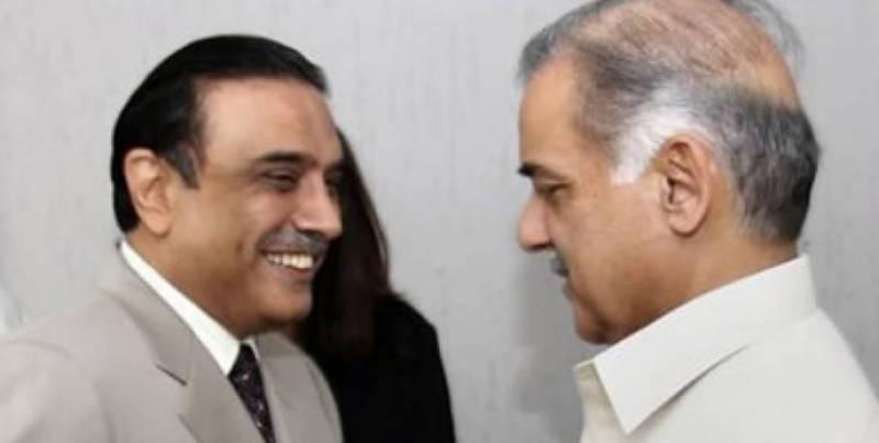 سابق صدر آصف زرداری نے (ن) لیگ کو مصالحت کی پیشکش کردی