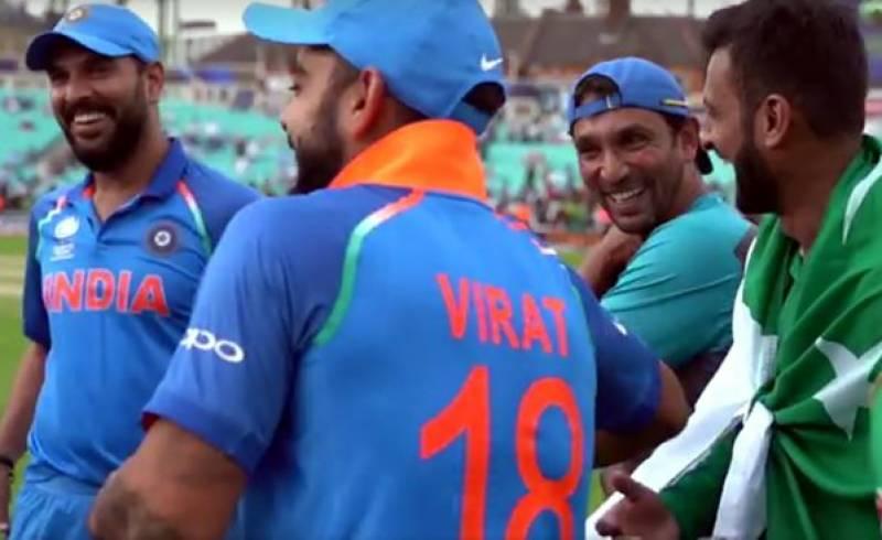 پاک، بھارت کرکٹ سیریز کی امیدیں بھی روشن، پاکستانیوں کیلئے خوشخبری آ گئی