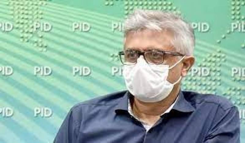 10 لاکھ سے زائد کورونا ویکسینز کا آرڈر دیدیا، جلد پاکستان پہنچ جائیں گی: ڈاکٹر فیصل سلطان