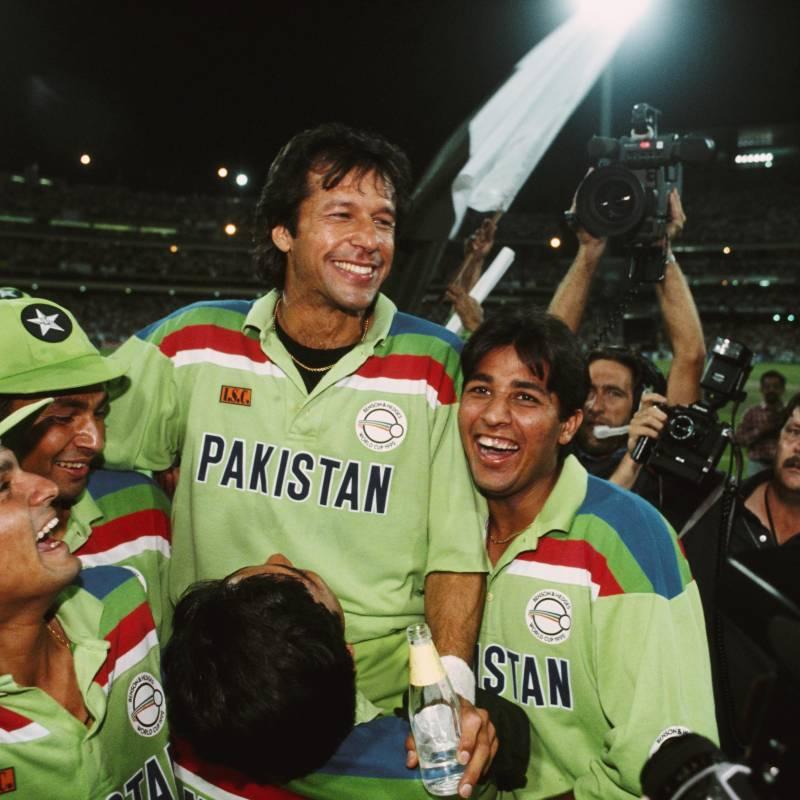 ''عمران خان نے کہا یہ نوجوان بہت باصلاحیت ہے جس دن چلا ہمیں جتوادے گا''