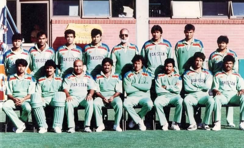 پاکستان کے کرکٹ ورلڈ کپ جیتنے کی آج 29 ویں سالگرہ