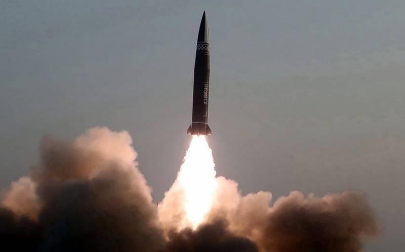 شمالی کوریا کا نئی نوعیت کے بیلسٹک میزائلوں کے کامیاب تجربے کا دعویٰ
