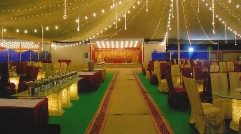 اسلام آباد میں یکم اپریل سے شادی کی تقریبات پر پابندی، نوٹیفکیشن جاری