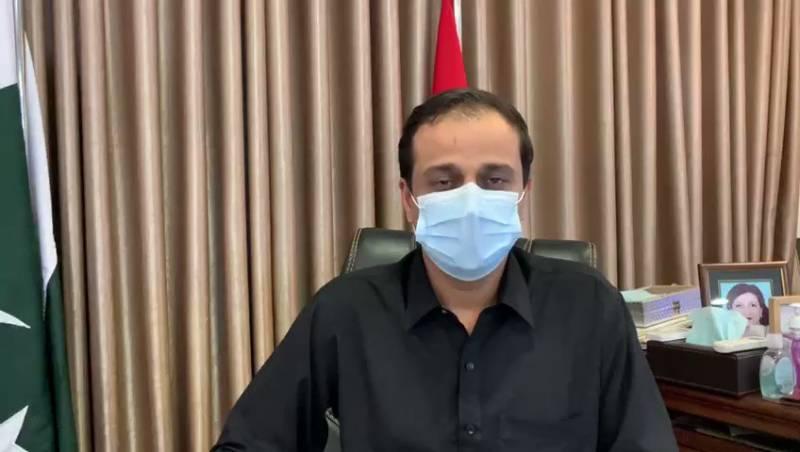 چین سے ویکسین خریدنا چاہتے ہیں، وفاقی حکومت این او سی نہیں دے رہی: ترجمان سندھ حکومت