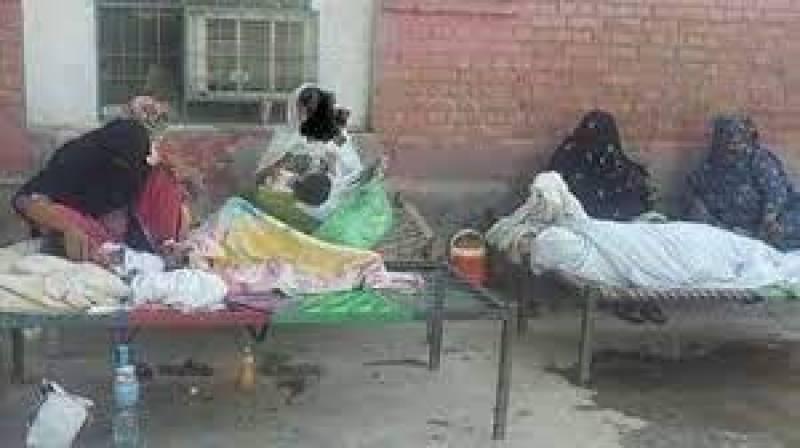 ڈیرہ اسماعیل خان میں لاکھوں کی آبادی کے لئیے ایک لیڈیزہسپتال