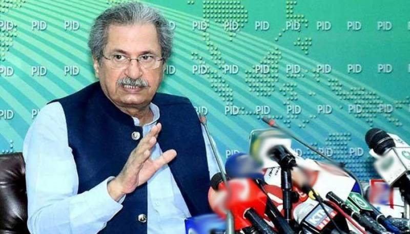 Shafqat Mehmood announces new schedule of O Level exams