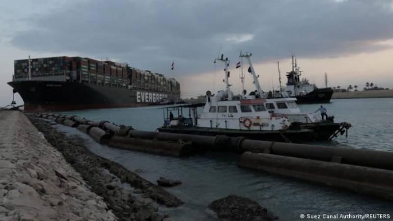 Suez Canal, blockage, prices, petroleum products