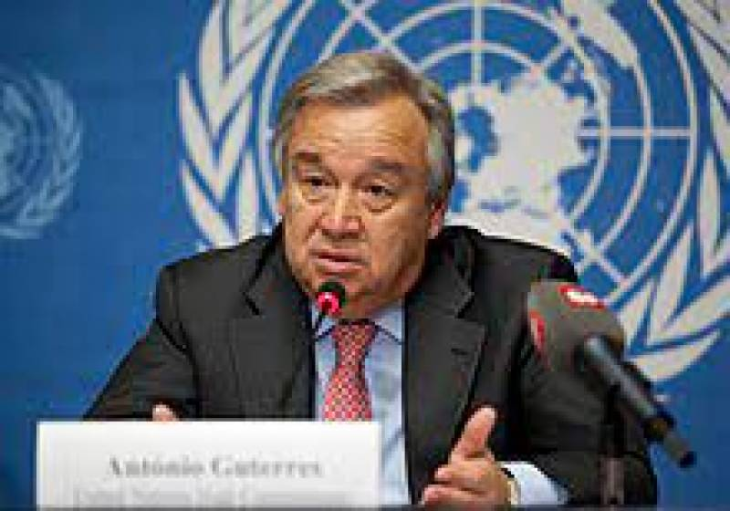 کورونا ویکسئن کی ذخیرہ اندوزی پر اقوام متحدہ برس پڑی