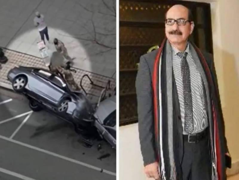 امریکا میں پاکستانی ڈرائیور کی دوکارچورلڑکیوں کے ہاتھوں موت ہوگئی