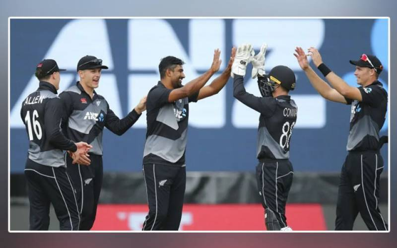 نیوزی لینڈ نے بنگلہ دیش کو دوسرے ٹی ٹوئنٹی میچ میں شکست دیکر سیریز اپنے نام کرلی