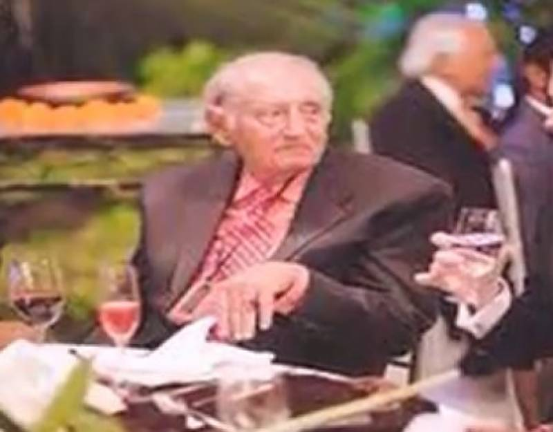 ٹینس پلیئر خواجہ سعیدحئی انتقال کرگئے