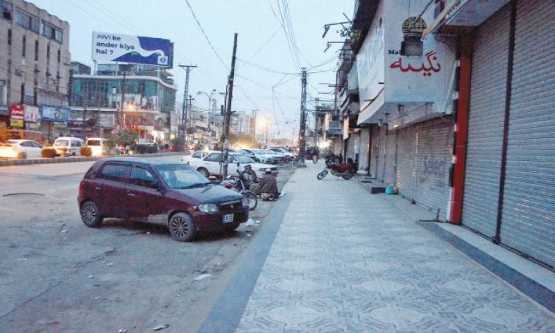اسلام آباد میں ہفتے میں چار دن مارکیٹیں بند ہوں گی، نوٹیفکیشن جاری