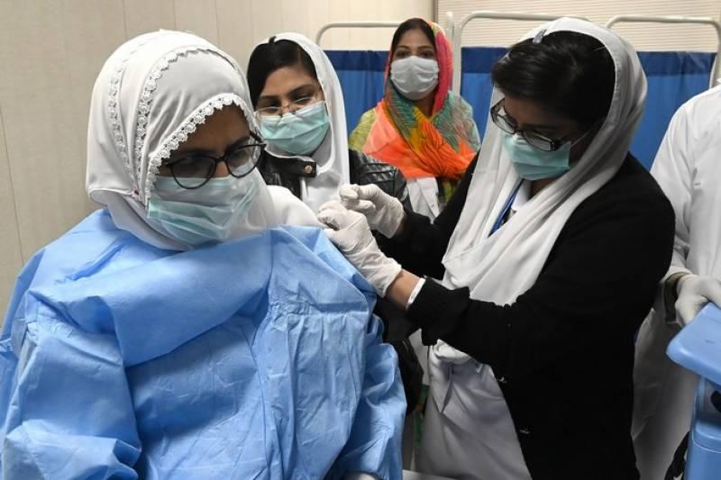 سروسز ہسپتال سے ویکسین کی 550 خوراکیں غائب ہونے کی تحقیقات شروع