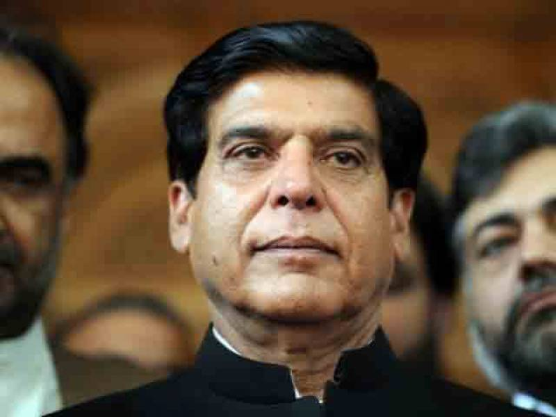 فون پر نہیں وزیراعظم کی بنیادی ذمہ داری اسمبلی میں سوالوں کے جواب دینا ہے، پرویز اشرف