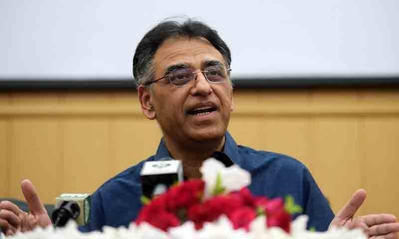 مجوزہ منصوبوں سے سندھ کیلئے 70 نئے منصوبے شروع کیے جا رہے ہیں، اسد عمر