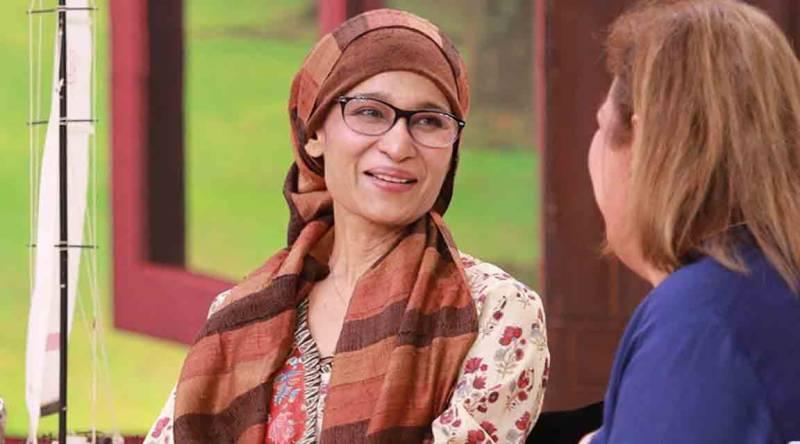 کینسر میں مبتلا اداکارہ نائلہ جعفری نے مالی مدد کی درخواست کر دی