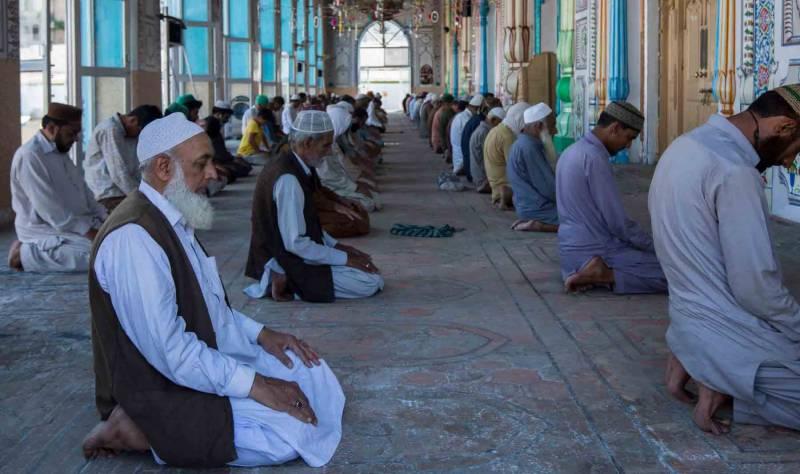 این سی او سی نے رمضان المبارک میں مساجد کیلئے گائیڈ لائنز جاری کر دیں