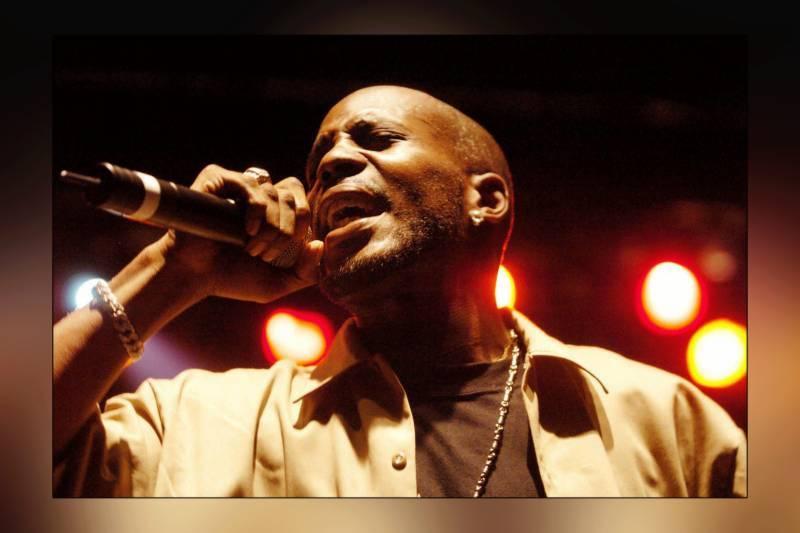 امریکی گلوکار ڈی ایم ایکس کو ہارٹ اٹیک، حالت تشویشناک