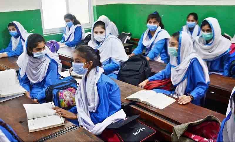 سندھ حکومت کا تمام سکول 6 اپریل سے بند کرنے کا فیصلہ