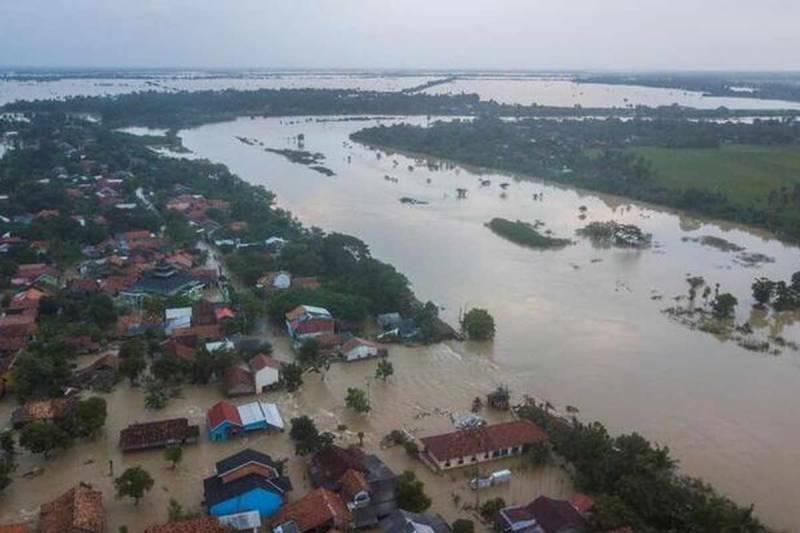 انڈونیشیا اور مشرقی تیمور میں سیلاب سے تباہی،100 افراد ہلاک، متعدد زخمی،کئی لاپتا