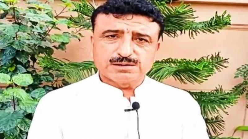 تحریک انصاف کے رکن سندھ اسمبلی گریم بخش گبول نے استعفیٰ دےدیا