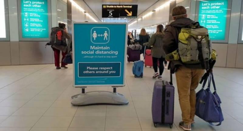 برطانیہ نے سفرکے لئے نئے قوانین وضع کردیئے