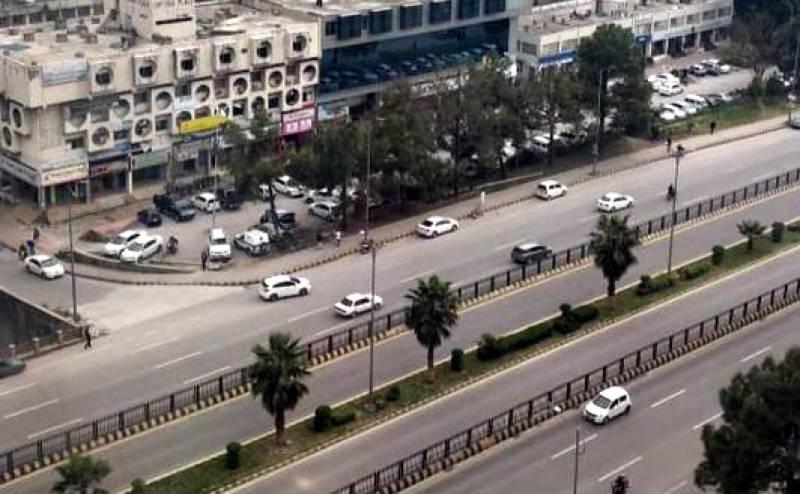 اسلام آباد میں ہفتہ اور اتوار کو بین الصوبائی پبلک ٹرانسپورٹ پر پابندی لگا دی گئی