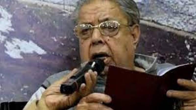 معروف نغمہ نگار سعید گیلانی انتقال کرگئے