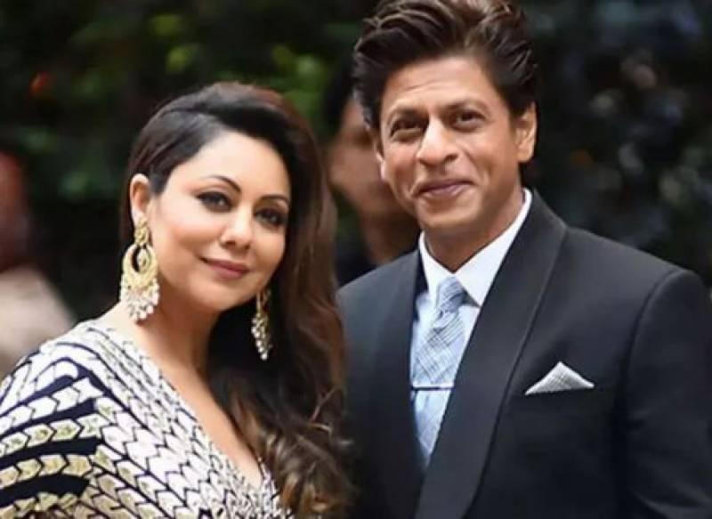 شاہ رخ خان نے کسی اور کے ساتھ رہنا ہے تو میرے لئے بھی کوئی تلاش کرے،گوری خان