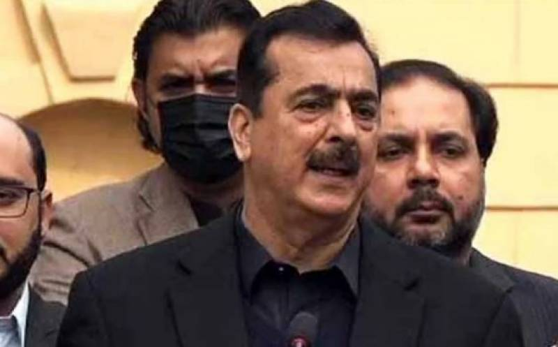 ن لیگ خود استعفے نہیں دینا چاہتی ، یوسف رضا گیلانی