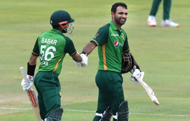 فخر زمان کی عمدہ سنچری، پاکستان کا پروٹیز کو جیت کیلئے 321 رنز کا ہدف