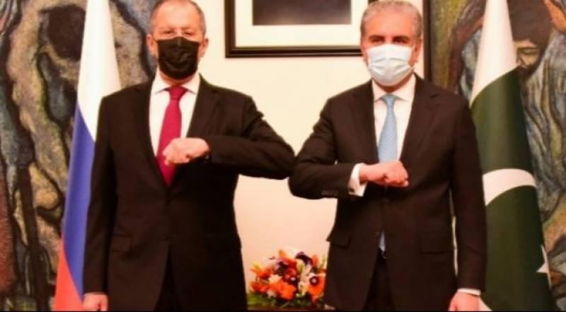 پاکستان روس کے تعاون سے کورونا کی ویکسئن مقامی سطح پر تیار کرے گا، وزیرخارجہ