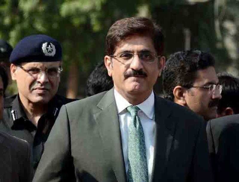 جہانگیر ترین زیادہ دیر پاکستان تحریک انصاف میں نہیں رہیں گے، وزیراعلیٰ سندھ کا دعویٰ