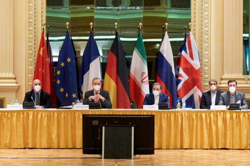 امریکا اور ایران کے درمیان مذاکرات کا پہلا دور کامیاب،دوسری نشست آج ہوگی
