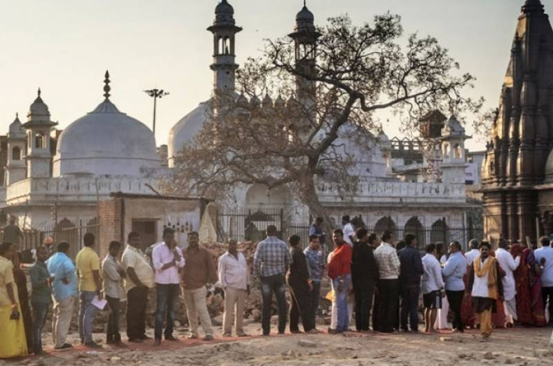 After Ayodhya, mosque-temple dispute brews, India's UP