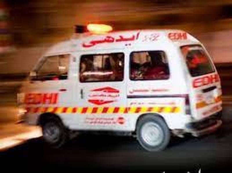 لاڑکا نہ ،انڈس ہائی وے پر ٹریفک حادثے میں دو خواتین جاں بحق