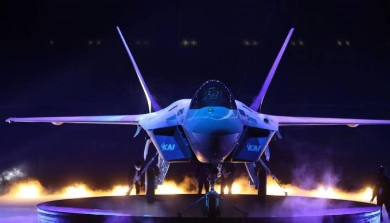 جنوبی کوریا نے سپر سونک طیارہ متعارف کروا دیا
