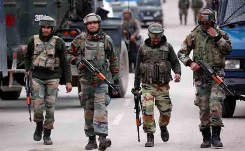 مقبوضہ کشمیر، بھارتی فوج کی دہشت گردی، 5 نوجوان شہید