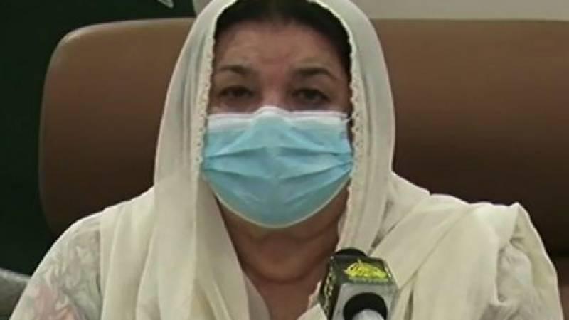 کورونا کیسز میں اضافہ،پنجاب کے بڑے شہروں میں لاک ڈاؤن لگے گا: ڈاکٹر یاسمین راشد
