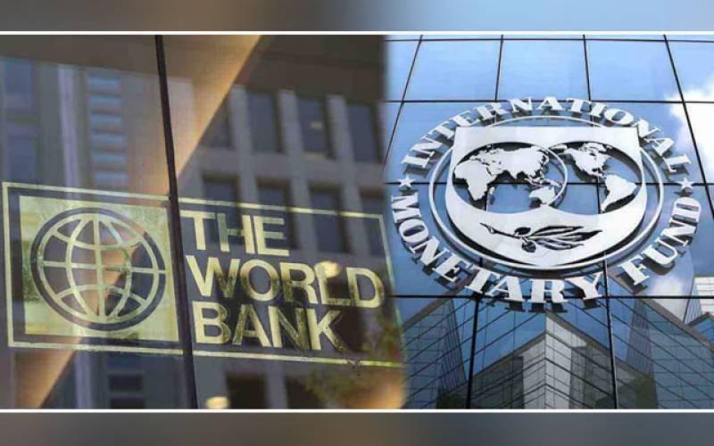 آئی ایم ایف، ورلڈ بینک کا غریب ممالک کے قرضوں کو معاف کرنے پر غور
