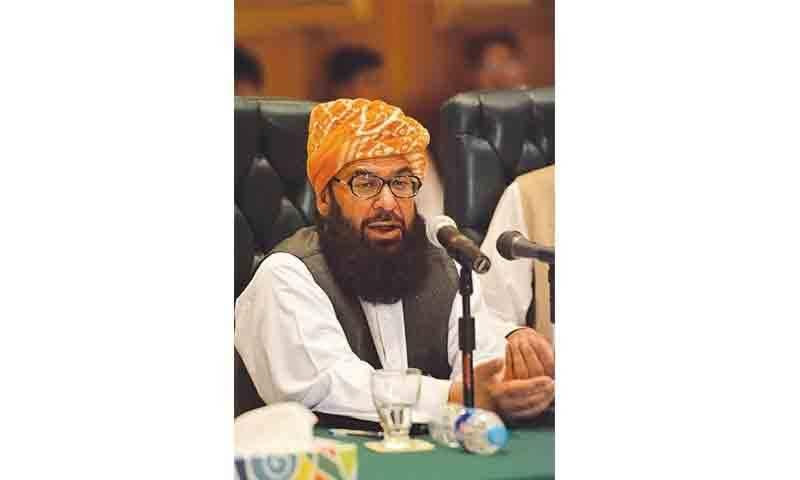 پیپلز پارٹی نے آج سیاسی خودکشی کر لی ہے، مولاناعبدالغفورحیدری