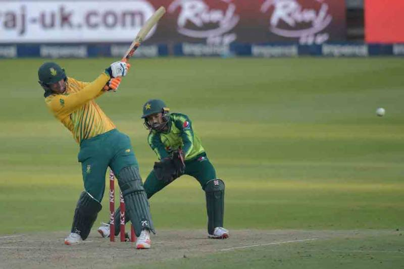 دوسرے ٹی ٹونٹی میں پروٹیز نے پاکستان کو شکست دے دی