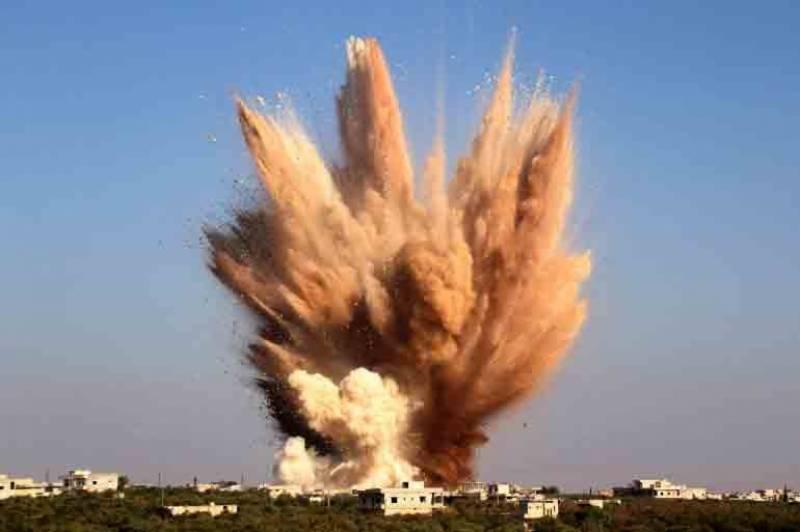 شام نے اپنے ہی شہریوں پر کلورین بم گرائے، رپورٹ میں انکشاف