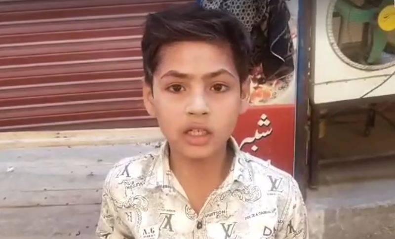 جلالپوربھٹیاں رمضان بازار میں بچوں سے مشقت لی جانے لگی